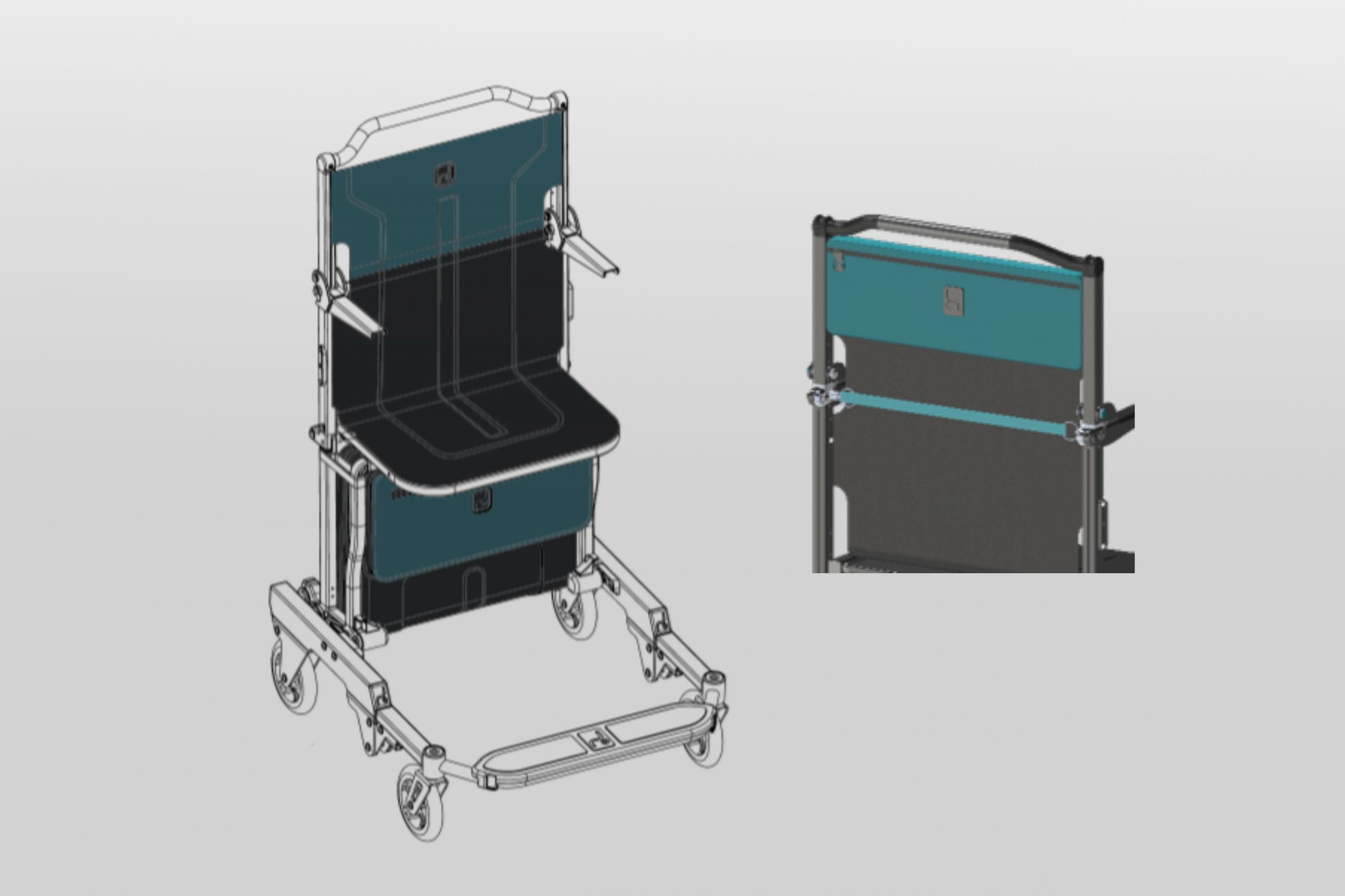Traveller Chair's New Look!