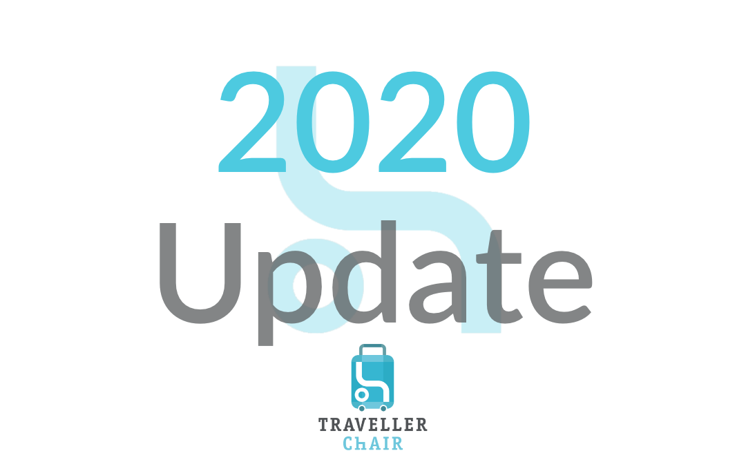 A 2020 Update from Traveller Chair