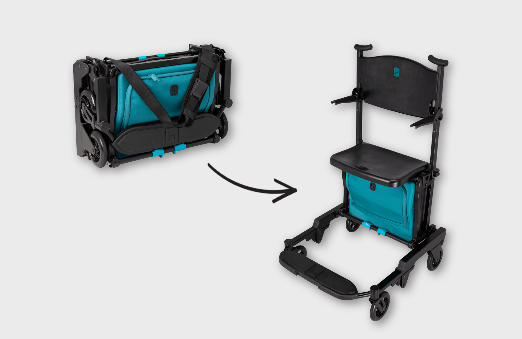 Traveller Chair Has Launched!