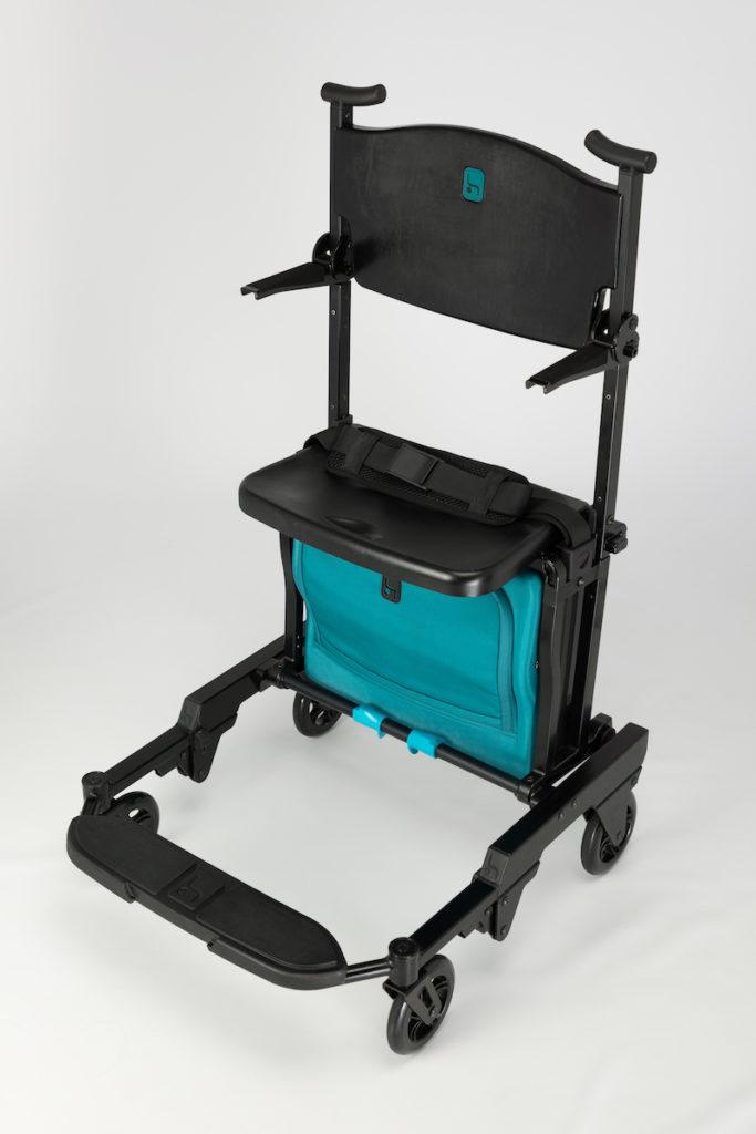 Final Traveller Chair in chair mode