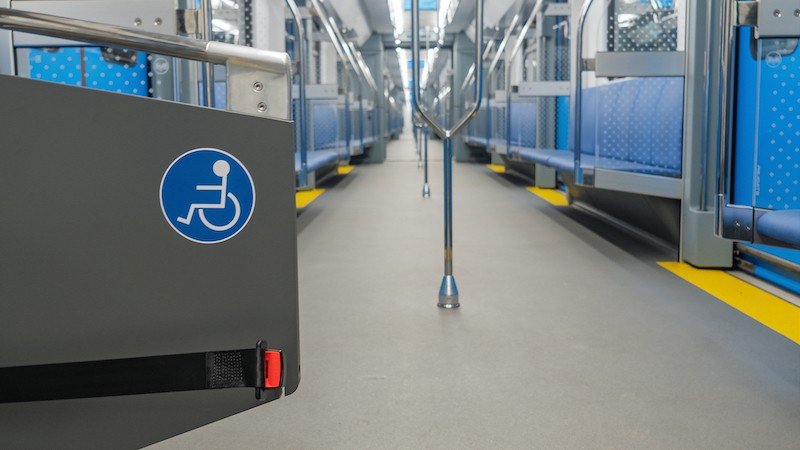 Travelling and Using Public Transport With A Wheelchair
